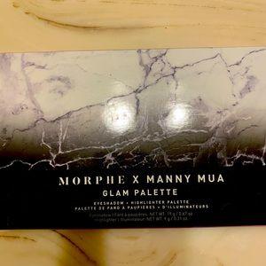 NIB Morphe x Manny Mua Palette